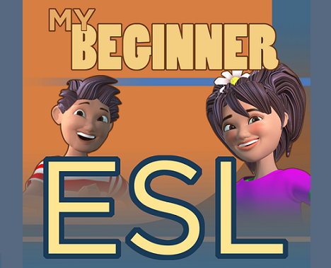 Beginner ESL App from GITCS