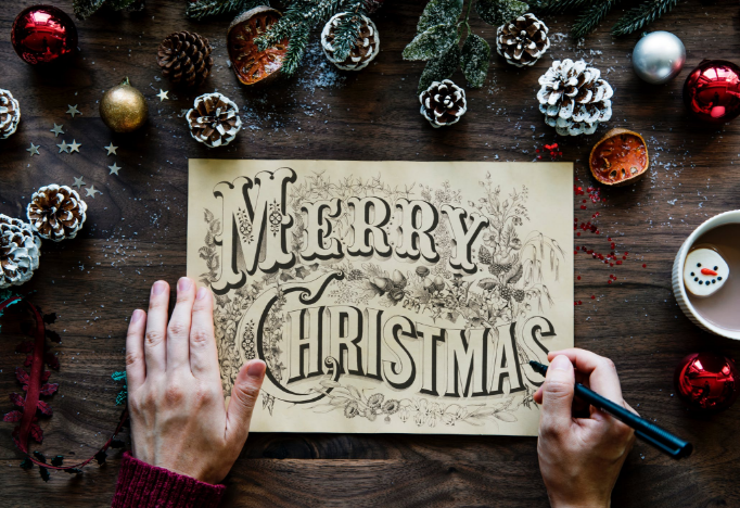 Writing a christmas card in english a guide for non native speakers writing a christmas card in english m4hsunfo