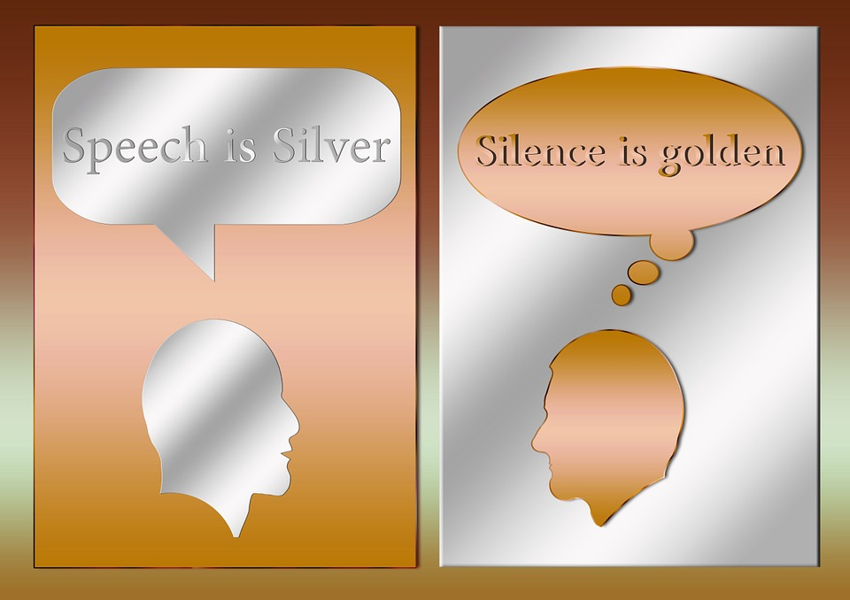 explain the proverb every cloud has a silver lining